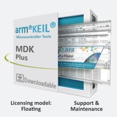 MDK ARM Plus Edition S&M