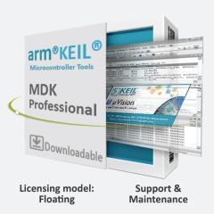MDK ARM Professional Edition Floating S&M [MDK-PRO-SMF-LC]