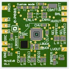 E-Peas Mini EVK10941 Evaluation board for AEM10941