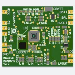 E-Peas Mini EVK AEM10941 - EXT BUCK V2.0 Evaluation board for AEM10941