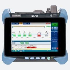 EXFO FTBx-730C Front view