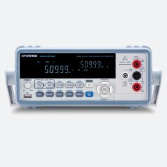 GW Instek GDM-8242GP Multimeter Front view