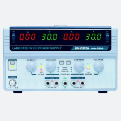 GWInstek GPS-2303 180W, 2-Channel, Linear D.C. Power Supply