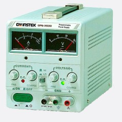 GW Instek GPS-3030 Power Supply Front