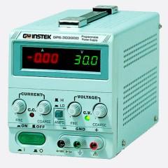 GW Instek GPS-3030DD Powder Supply Front