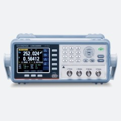 GW Instek LCR-6300 LCR Meter Front view 1