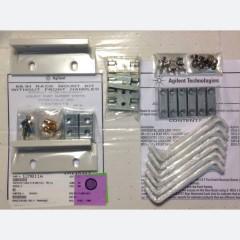 1CM011A Rackmount Flange Kit 88.1mm H (2U) - Two Flange Brackets, Lock Link Kit