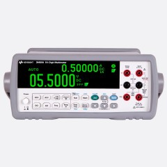 Keysight 34450A Multimeter Front