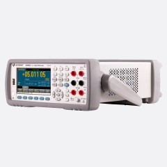 Keysight 34465A Multimeter Front-right