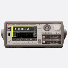 Keysight B2985A Electrometer & High Resistance Meter Front