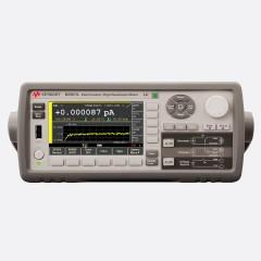 Keysight B2987A Electrometer & High Resistance Meter Front