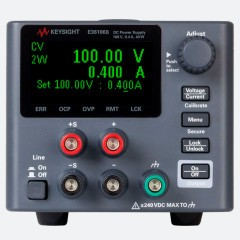 Keysight E36106B Power Supply Front View