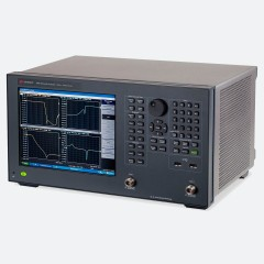 Keysight E5063A Network Analyzer Front