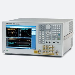 Keysight E5061B Network Analyzer Front