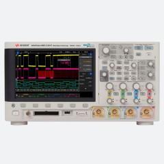 Keysight 4-channel Oscillocsope MSOX3024T CControls
