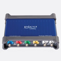 PIco Trechnology 3406D Oscilloscope Front