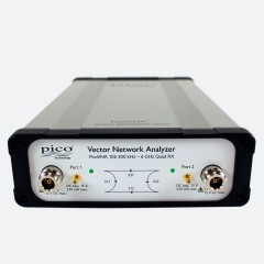 Pico Technology PicoVNA 106 6GHz vector network analyzer [PQ111]  Front view