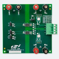 Silicon Labs Si823H9-KIT Isolated Gate Driver Evaluation Kit