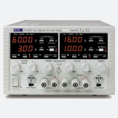TTI CPX200D Power Supply Front view