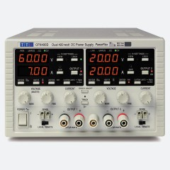 TTI CPX400D Power Supply Front view
