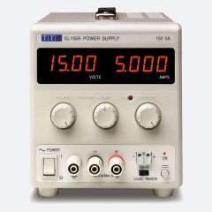 TTI EL302R Power Supply Front view