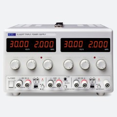 TTI EL302RT Power Supply Front view