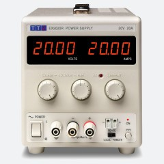 TTI EX355P-USB Power Supply Front view