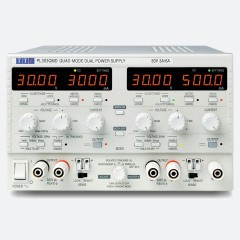 TTI PL303QMD-P Power Supply Front view