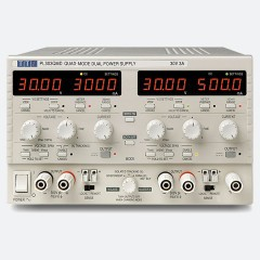 TTI PL303QMD-P(G) Power Supply Front view
