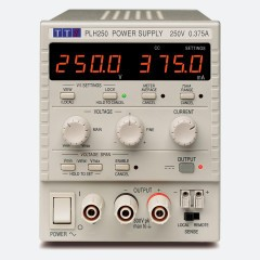 TTI PLH250 Power supply Front view