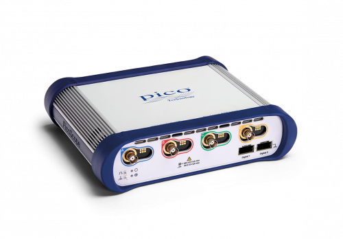 Pico Technology launches its first 1 GHz mixed-signal scope with active probes