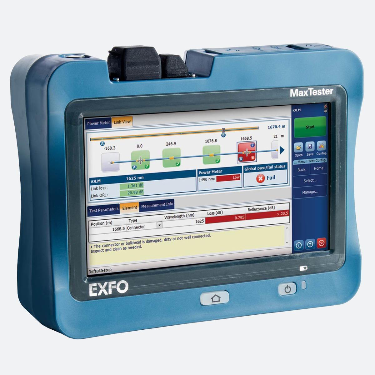 EXFO - MaxTester 730C