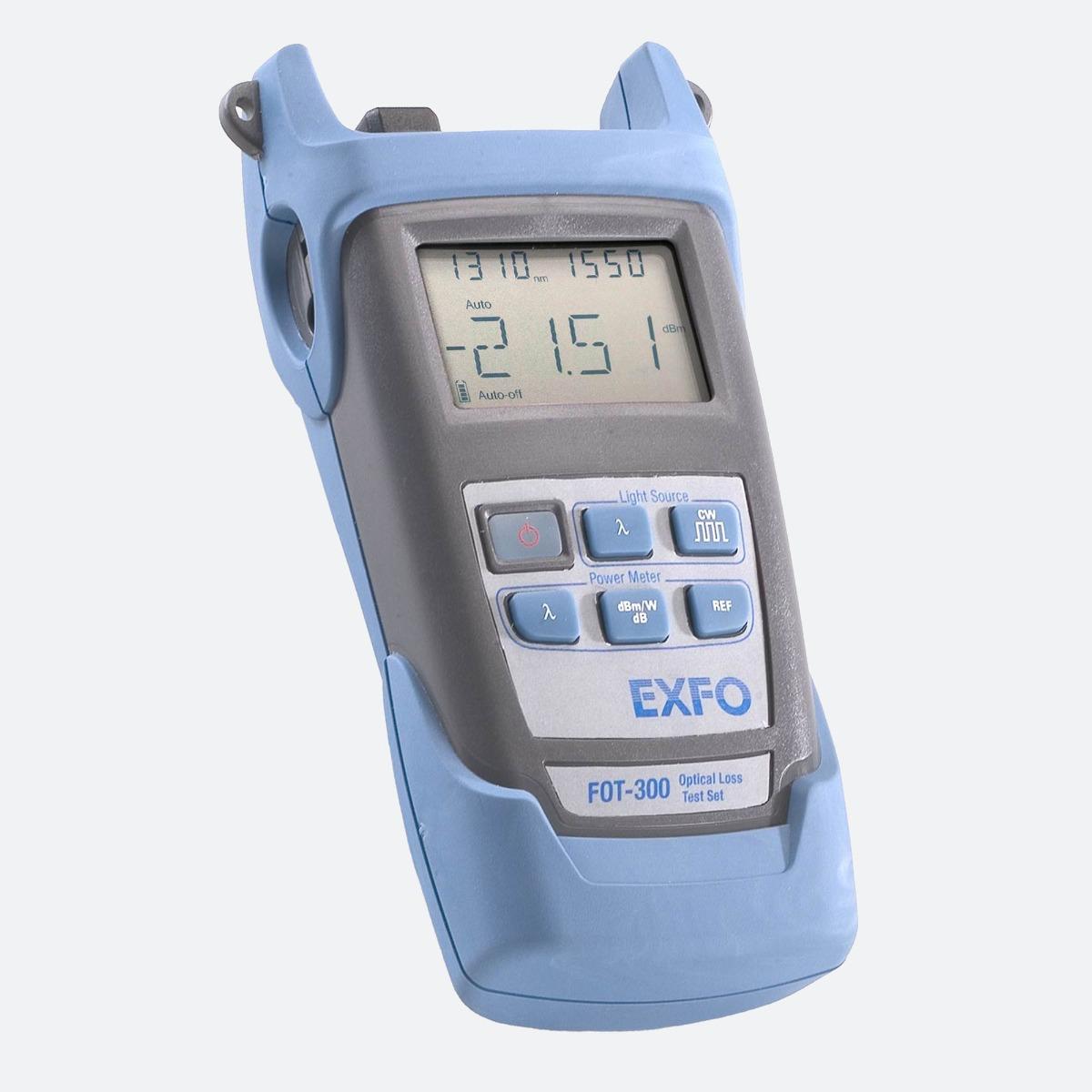 EXFO FOT-300 - optical loss test set