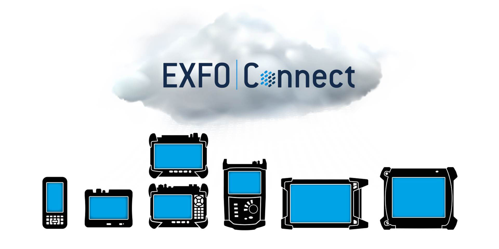 EXFO EXFO Connect - cloud-based test management