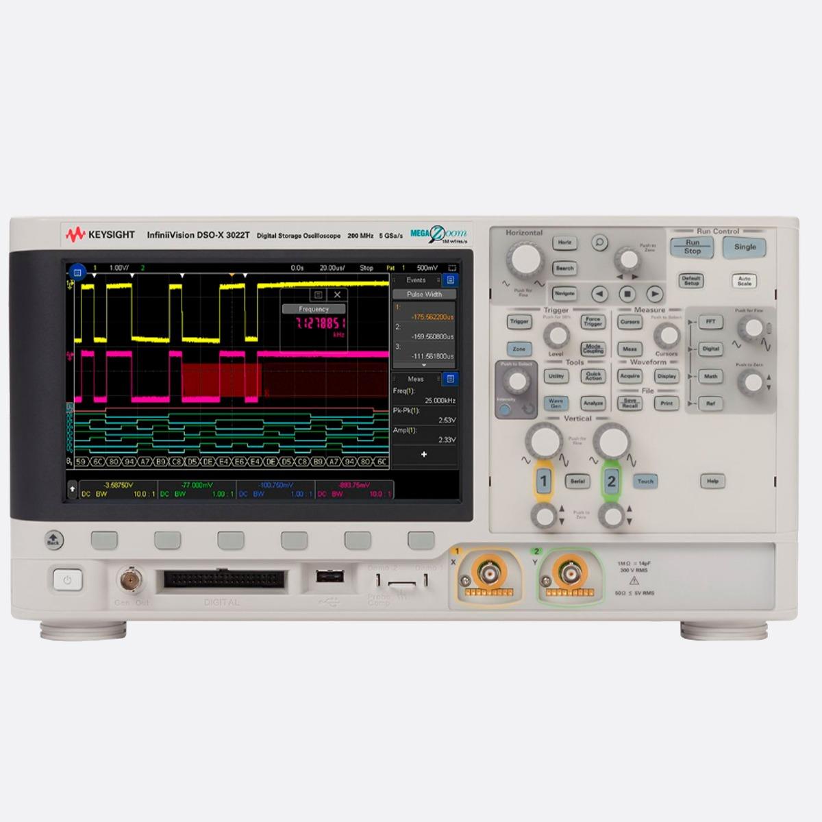 Keysight_DSOX3022T_Front_Ccontrols