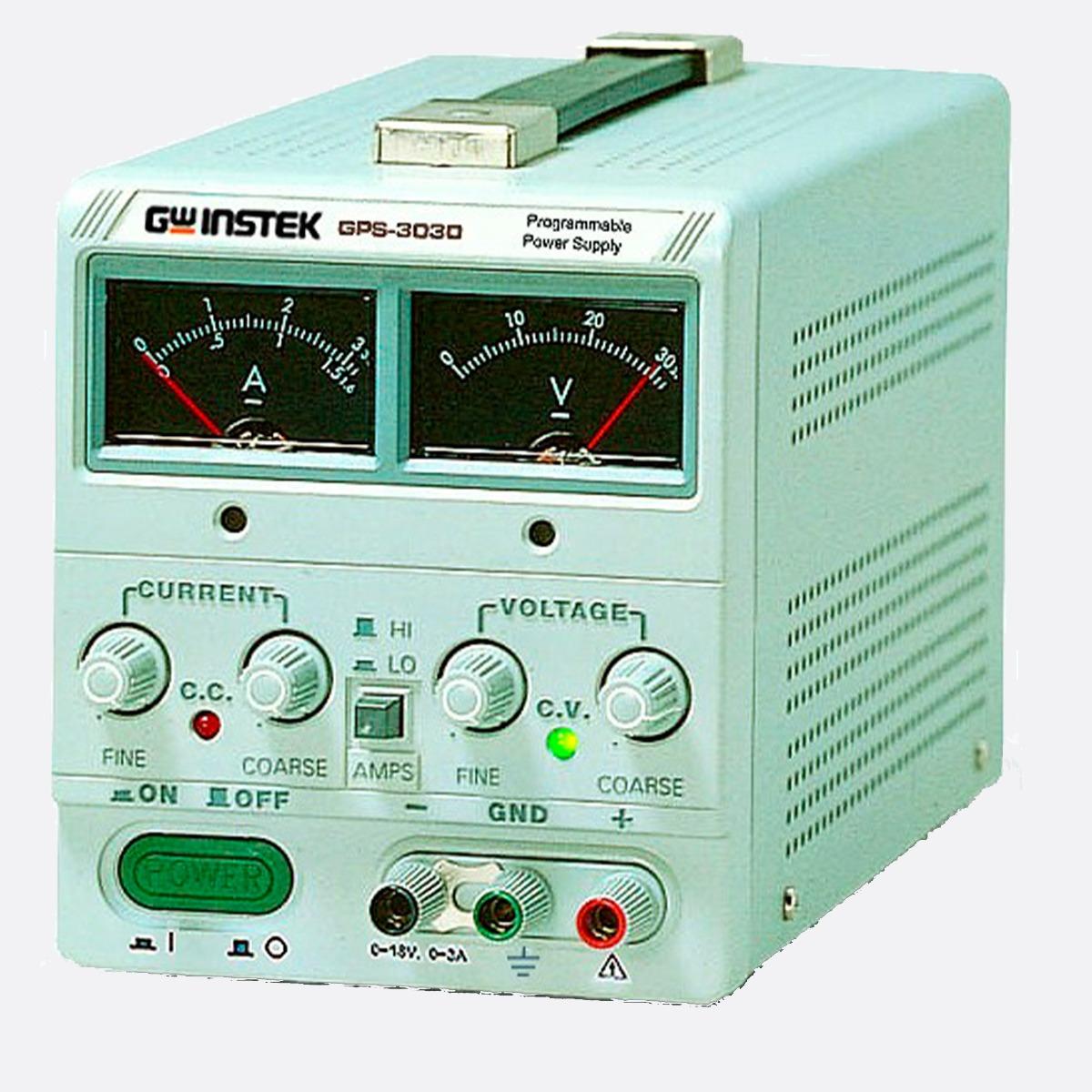 GWInstek_GPS-3030_front_Ccontrols