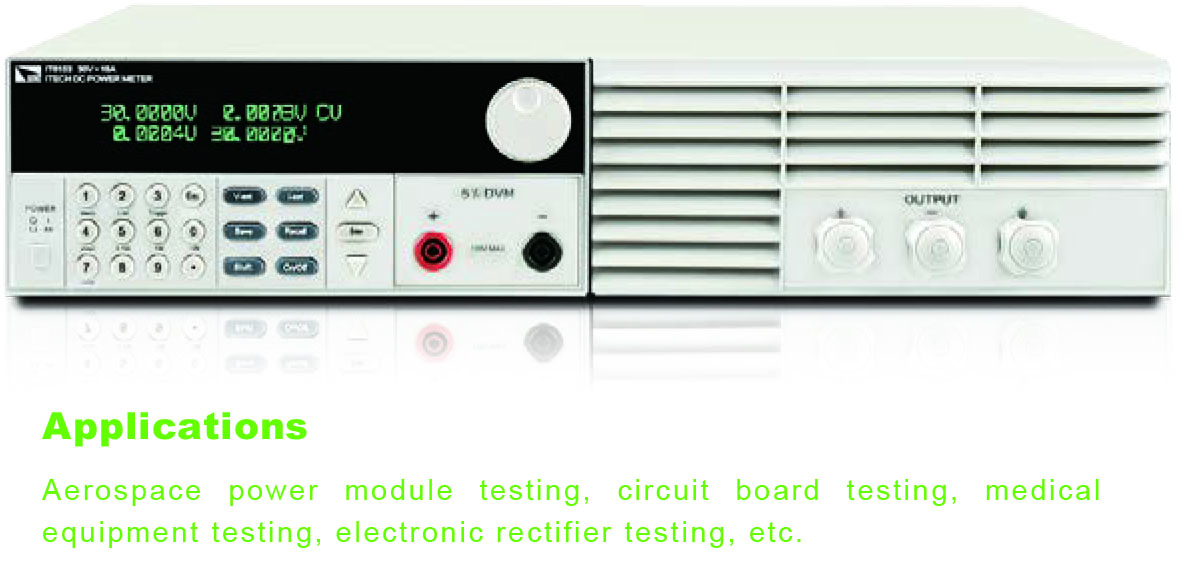 ITECH IT615x series CControls