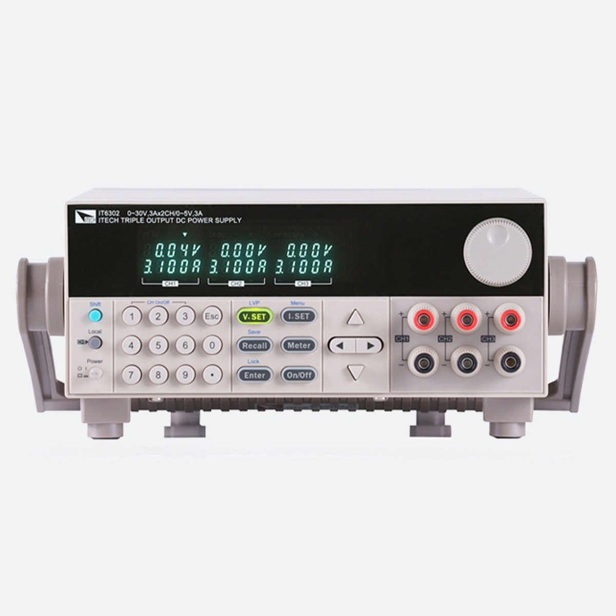 ITECH IT6300 series Power Supply CControls