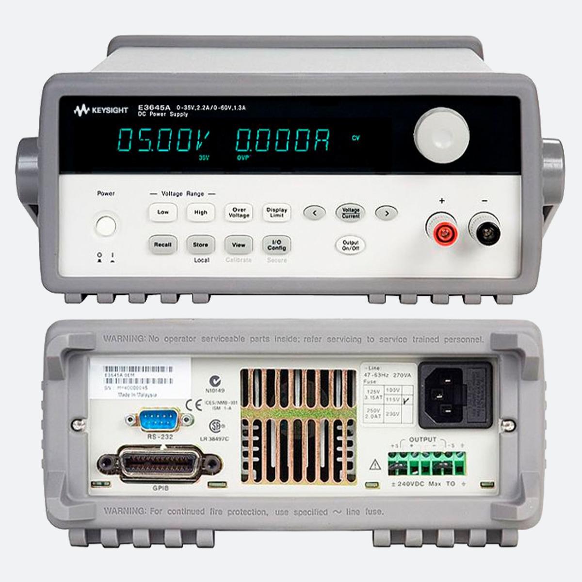 Keysight_E3641A_E3642A_E3643A_E3645A_FrontBack_Ccontrols_1