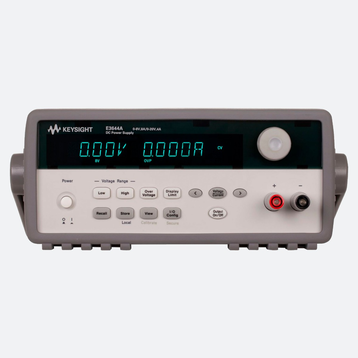 Keysight_E3644A_Front_Ccontrols