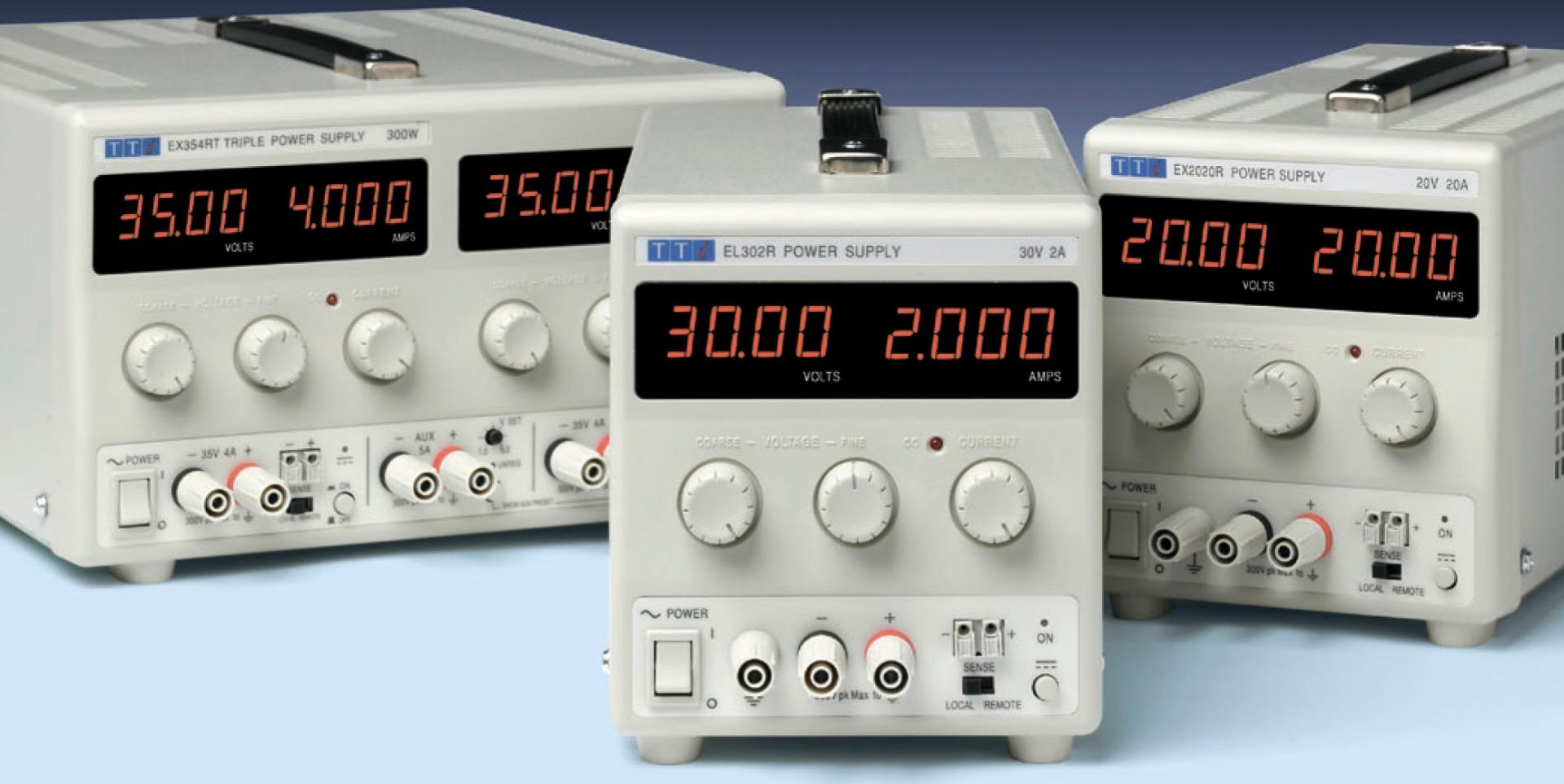 TTI EL-R series CControls